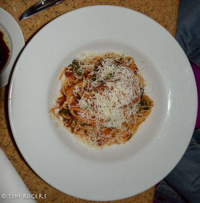 Quattro Pomodo Spaghetti