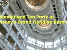 Wonderland Tea Party at Disney's Grand Floridian Resort