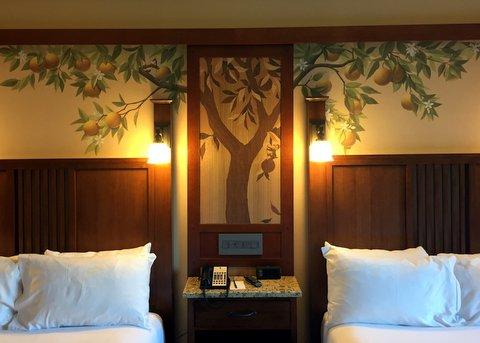 Renovated Grand Californian Hotel