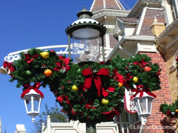 Guided Christmas Tours At Walt Disney World