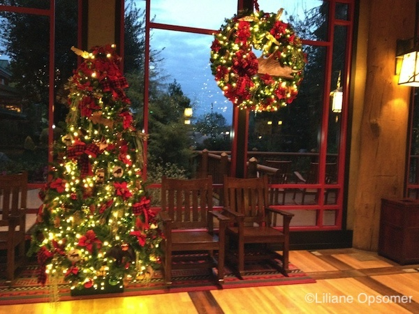over at fort wilderness campground you will be in awe when you see how guests have decorated their rvs it is a bit like taking a christmas lights tour in