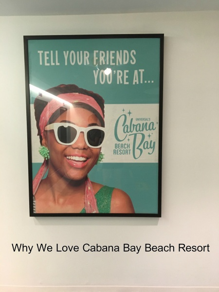 why we love cabana bay