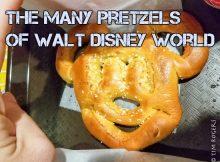 Disney Pretzels