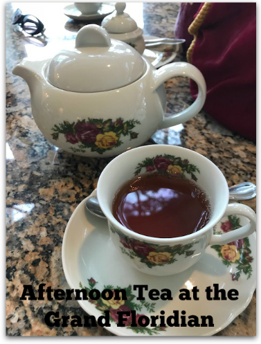 A Review Of Afternoon Tea At The Garden View Tea Room