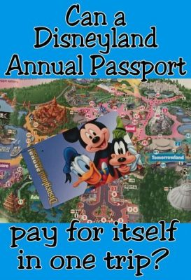 Disneyland annual pass
