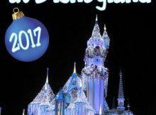 Holidays at Disneyland in 2017