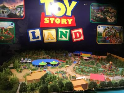 2018 Toy Story Land