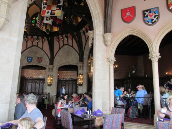 Cinderella's Royal Table Dining Room