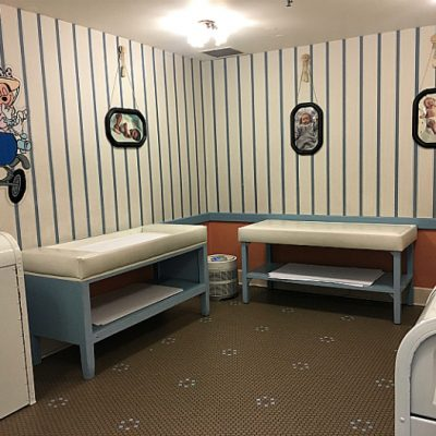 Changing Tables Baby Care Center Magic Kingdom