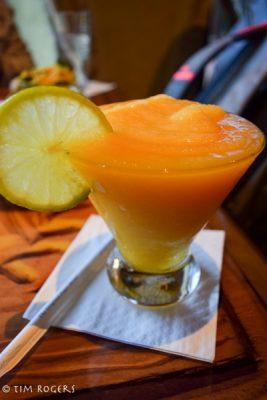 Malawi Mango Margarita