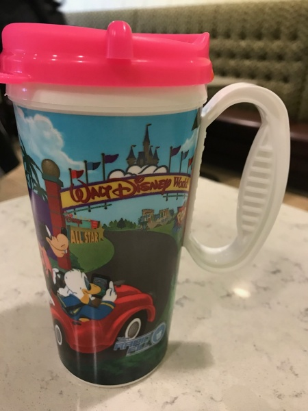 All About the Walt Disney World Resort Refillable Mugs
