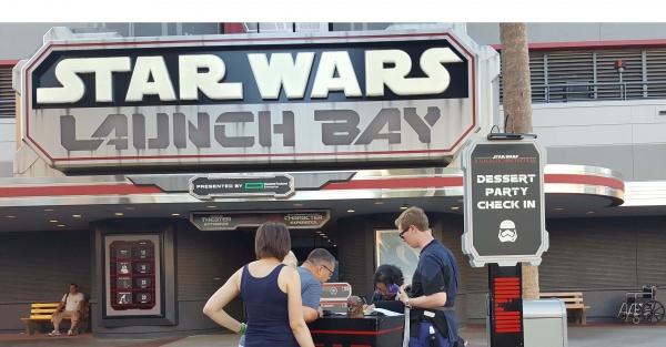 Star Wars Dessert Party