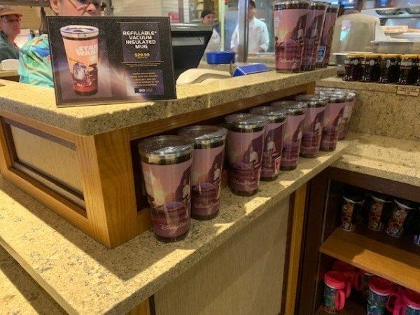 Refillable Mugs