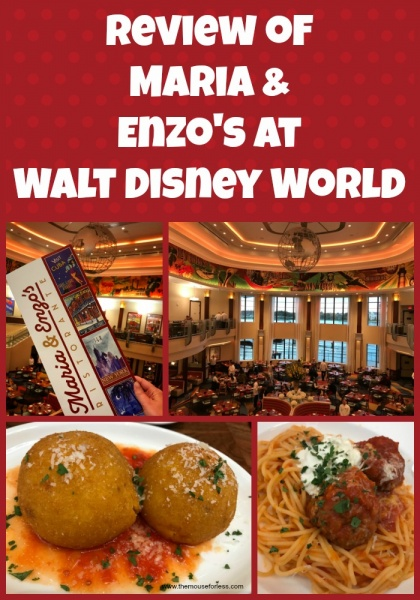 Maria & Enzo's Review