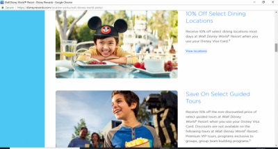 Disney Deals screenshot
