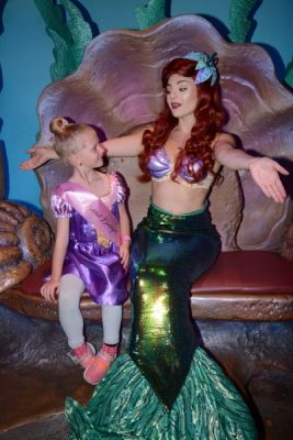 Where to find the disney princesses at walt disney world ariels grotto m4hsunfo