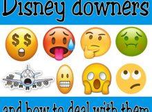 Disney downers