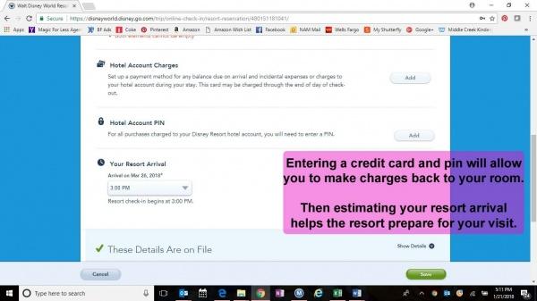 Begin Online Check-In