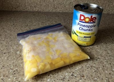 Dole Whip at home
