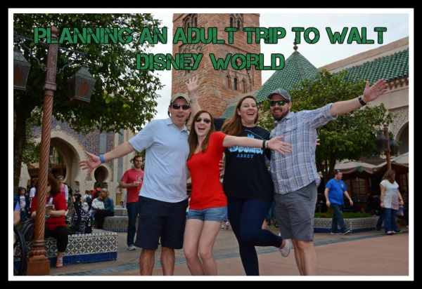 Walt Disney World Adults Only Trip