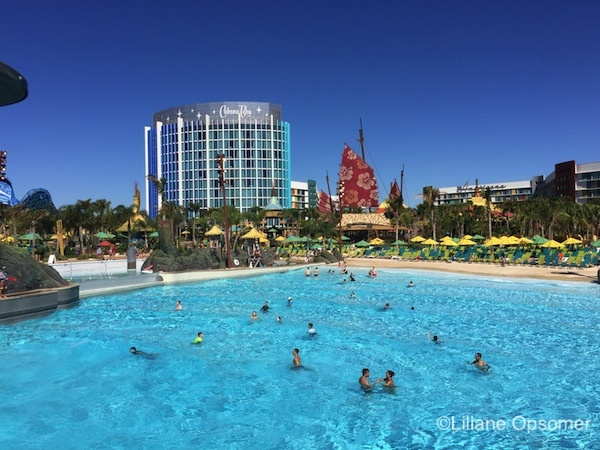 The Towers At Cabana Bay Beach Resort Offer Rooms With A View