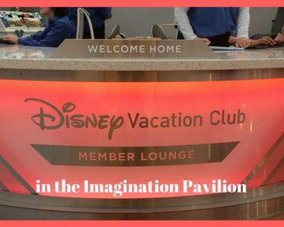 Disney Vacation Club Lounge