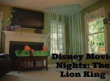 Disney Movie Nights: The Lion King