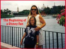 My first trip to Walt Disney World