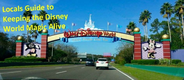 Locals Guide to Keeping the Disney World Magic Alive | Locals Guide to Disney