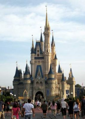 Disney bucket lists