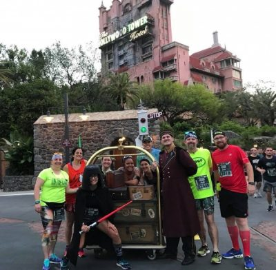 Star Wars Darkside 10k Tower of Terror photo