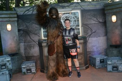 Chewbacca Race Picture