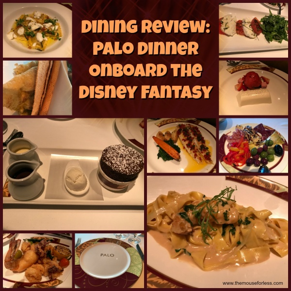 Magnificent Palo Dinner On The Disney Fantasy Disney Cruise Line Download Free Architecture Designs Philgrimeyleaguecom