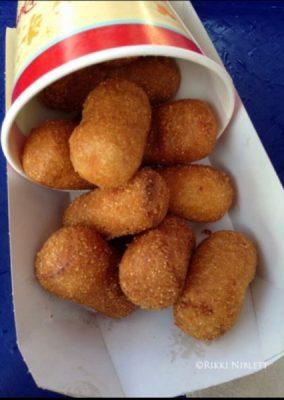 Corn Dog Nuggets | dining at Disney