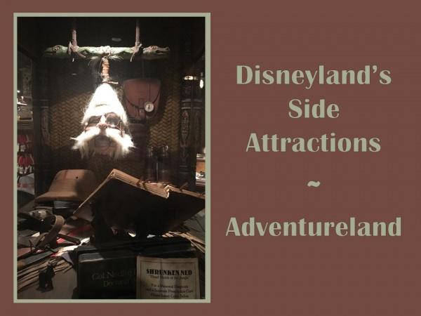Disneyland's Side Attractions - Adventureland