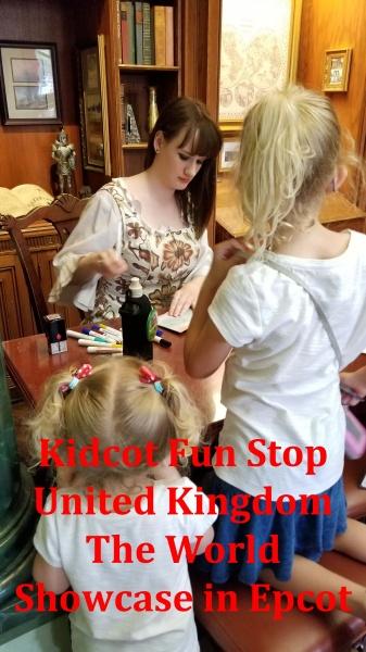 Kidcot Fun Stop