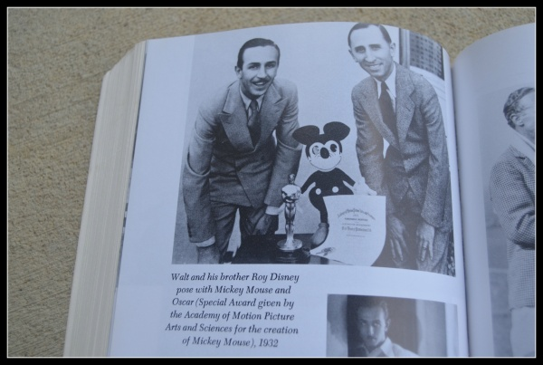 Walt Disney An American Original: Finding Inspiration from the Man Behind the Mouse