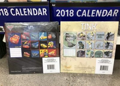 Countdown ideas for the non-crafty