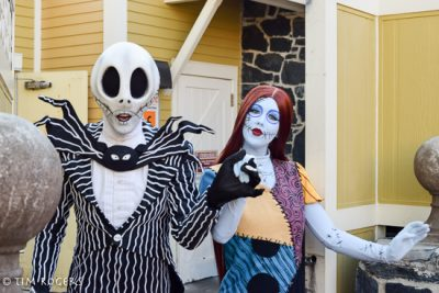 Jack and Sally Halloween Party