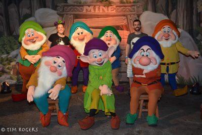 Halloween Party Dwarfs