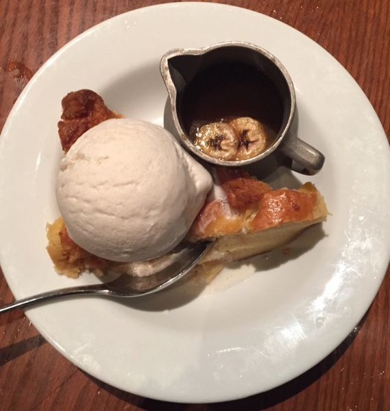 Ohana Bread Pudding one-credit table service
