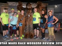 Star Wars Race Weekend Review