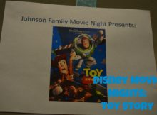 Disney Movie Nights: Toy Story
