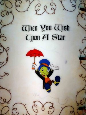 From Pinocchio's Village Haus, The Blue Fairy's Wish Book