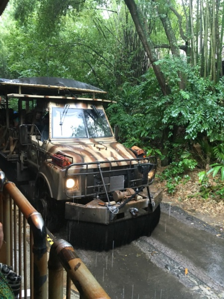 Safari Truck | Walt Disney World