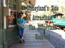 Disneyland's Side Attractions - The Disneyland Railroad