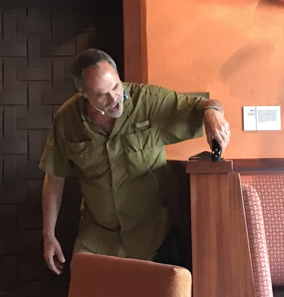 Joe Rohde's plane might not fly