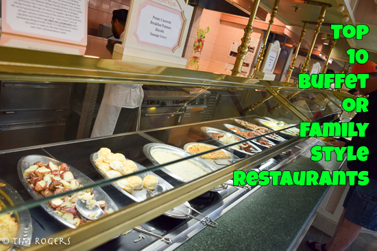 Best Buffet or Family Style Restaurant