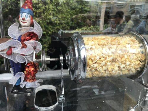 Fantasyland Popcorn Clown