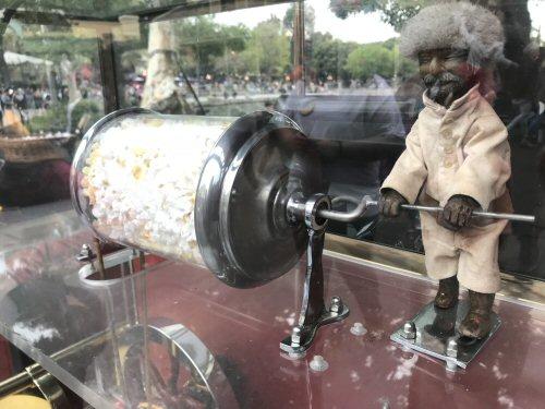 Davy Crockett Popcorn